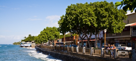 Lahaina Town, Island of Maui